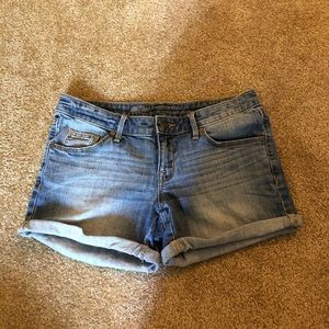 Mossimo Mid Rise Shorts